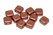 CzechMates Tile, 6x6 mm, Copper-01750