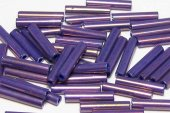 Margele TOHO, Bugle, 9 mm, Higher-Metallic Grape