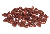 Tri-bead, 4 mm, Copper - 01750